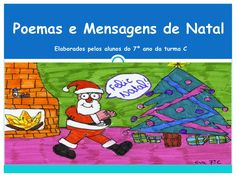 Poesias de Natal by angelagomescosta via slideshare Mais