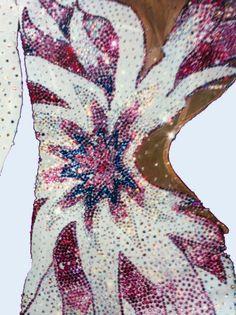 Abiti da ballo con Swarovsky cristalli danza di DesignByNatasha