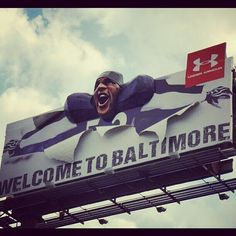Welcome to Baltimore (aka Ravens Nation)