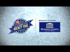 Coming April 15th! Dominion Lending Centres' FREE Playoff Hockey Pool! More than $25,000 in prizes, including a $10,000 grand prize, and weekly prizes such as hockey jerseys, HD TVs, iPads, gift cards and more! Make your picks to compete against Don Cherry and participants across Canada!    Contact Kristina Crosbie for more information at 613-283-8763!