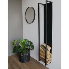 Wood Storage Rack, Lumber Storage, Indoor Log Storage, Cladding Design, Log Wall, Rack Tv, Log Store, Firewood Rack, Sustainable Living