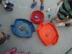 Beyblade Party