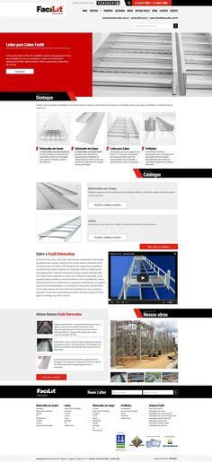 Criação de sites - Facilit