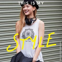 Express yourself with #MyHardRock stylish new pieces on sale now from our Rock Shop #ThisIsHardRock