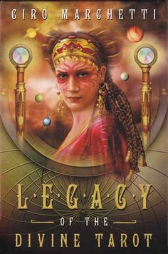 Rich with its own story and symbolism, the Legacy of the Divine Tarot is a Rider-Waite-Smith based Tarot deck, bringing new elements of dark fantasy to inspire your divination. - See more at: http://www.mythical-gardens.com