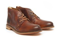J Shoes Monarch, chukka boots 3 eye