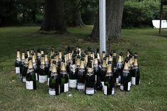 85 bottles of bubbles having been consumed!