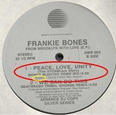 The History Of P.L.U.R.- By Frankie Bones