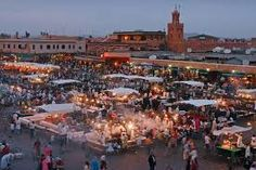 Marrakech - a place that simultaneously excited and terrifies me
