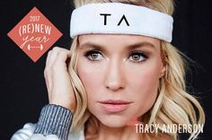 As part of the ReNew year program, influencers like Tracy Anderson are here to help motivate you to have your best year yet.