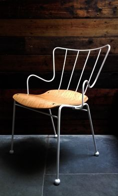 The iconic Antelope chair was the result of Ernest Race's commission to produce…