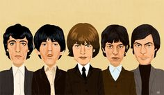 hiromichiito illustration | The ROLLING STONES BEST SONG 100