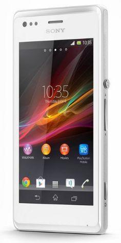 Sony Xperia M C2004 - Dual SIM - Unlocked -  US Warranty - (White) on http://phone.kerdeal.com/sony-xperia-m-c2004-dual-sim-unlocked-us-warranty-white