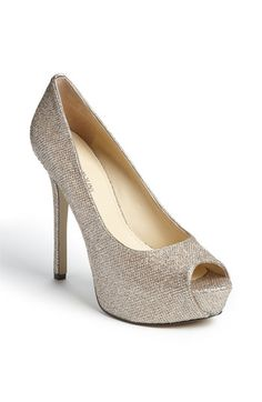 Love these!    Enzo Angiolini 'Tanen' Pump (Exclusive Color) available at #Nordstrom    #nordstromweddings
