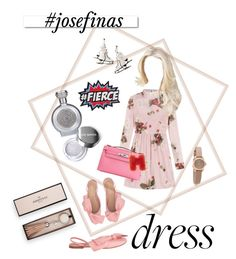 """""""The dress"""" by maryann-bunt-deile on Polyvore featuring Marc by Marc Jacobs, RED Valentino, Hermès, White Label, Boadicea the Victorious, partydress and josefinas"""