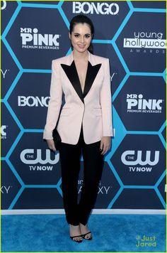 Vanessa Marano at the Young Hollywood Awards 2014