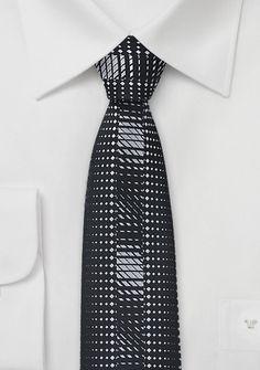 http://www.corbata.es/corbata-estrecha-estampada-negro-plata-p-14546.html