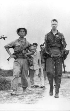 Remember when Trump said he didn't like guys who were captured, he only liked those who didn't get captured ?(American POW escorted by North Vietnamese men).