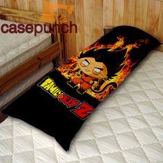 An2-family Guy Goku Dragonball Dbz Funny Body Pillow Case