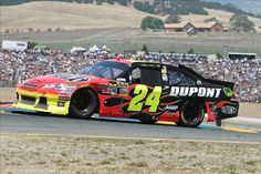 It is Time for Jeff Gordon to Reclaim Sonoma as his Track