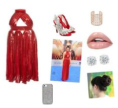 """Gal Gadot"" by elena-ghitulescu on Polyvore featuring Balenciaga, Co.Ro and Nanette Lepore"