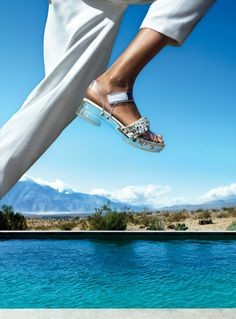 15 Transparent Wedges to Slide Into for Summer