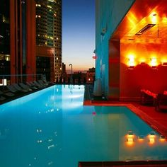 The Standard Pool-  Downtown, Los Angeles