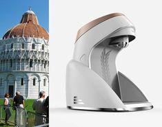 Vespa Water Purifier Concept