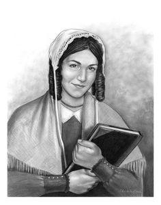 Emma Smith - Wife of Prophet Joseph Smith