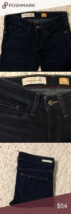 👖ANTHROPOLOGIE PILCRO SKINNY JEANS SZ 25👖 Anthro - Pilcro & the Letterpress 'skinny jeans' size 25 NWOT. Questions, ask away & open to offers, so make one! Anthropologie Jeans Skinny