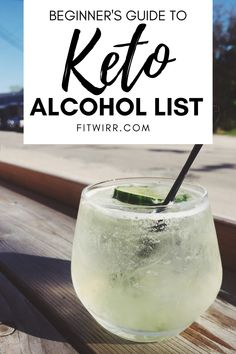 33 low-carb alcoholic drinks for keto. Starting keto doesn't have to mean you quit alcohol Low Carb Cocktails, Low Calorie Alcoholic Drinks, Keto Wine, Keto Regime, Quitting Alcohol, Smoothies, Alcohol Recipes, No Carb Alcohol, Keto Diet Alcohol