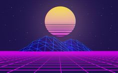 Image result for 80s synthpop aesthetic