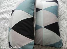 Leizys barslerier: Mere patchwork og flere puder