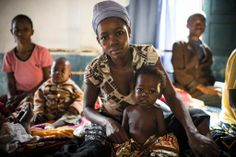 MSF medic Dr Josine Blanksma worked in Baraka hospital in eastern Democratic Republic of Congo (#DRC) for eight months. During her time there, Josine treated hundreds of patients for #malaria, a parasitic infection that can be particularly fatal in #children.  Read her description of what it was like treating her young patients for the disease. Pictured are #mothers and children in the paediatric ward in Baraka hospital © Jeroen Oerlemans/AZG