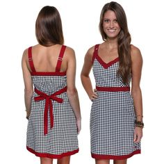Columbia Alabama Crimson Tide Womens Game Day Houndstooth Dress - Black  White Crimson Houndstooth 978f6c95e1d9