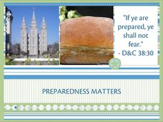 Preparedness blog