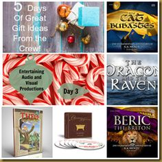 Families Again: 5 Days of Great Gift Ideas From the Crew–Day 3–Ent...