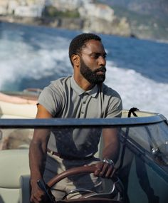 John David Washington on How He's Not Just Denzel's Son, His NFL Career, and New Movie 'Tenet'