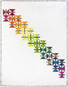 Hope Takes Flight 2 Free Pattern: Robert Kaufman Fabric Company