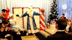 Супер танец Деда Мороза. Вот как надо отжигать!!!