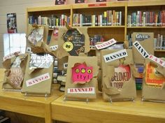 Banned Books Week | Smore