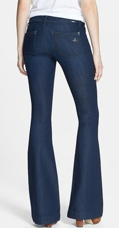 DL1961 Flare Leg Jeans @Nordstrom  http://rstyle.me/n/fdxcqnyg6