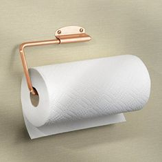 InterDesign Forma Swivel Paper Towel Holder for Kitchen - Wall Mount/Under Cabinet, Brushed Stainless Steel Design Wc, Best Paper Towels, Pack Wc, Kitchen Paper Towel, Basement Laundry, Garage, Paper Towel Holder, Towel Holders, Under Cabinet