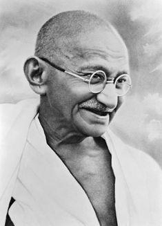 Mahatma Gandhi was born on October as Mohandas Karamchand Gandhi. Karamchand was the name of his father. The honorific titl. Gandhi Jayanti Wishes, Gandhi Jayanti Quotes, Gandhi Quotes, Quotes Quotes, Life Of Mahatma Gandhi, Mahatma Gandhi Photos, Mahathma Gandhi, Red Background Images, Editing Background