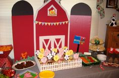 Farm Birthday Party Ideas | Photo 11 of 31