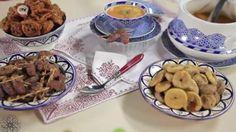 Recept 6 #Choumicha - Soep op basis van bruine rijst met gehaktballetjes