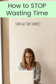 Use these habits, tips, tricks, and mindset shifts to stop wasting time and finally get stuff done! These simple methods will help you stop procrastinating! Schedule Templates, Planner Template, How Do You Stop, Stop Wasting Time, Kids Schedule, Online Quizzes, Habits Of Successful People, Productivity Apps, How To Stop Procrastinating