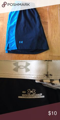 Under Armour shorts Size small great condition Nike shorts Under Armour Shorts
