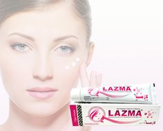 Lazma is a unique triple combination topical therapy for the short-term ) treatment for the Skin dark spots facial melasma. Lazma Cream should always be used in conjunction with sun-avoidance measures. Dark Spots On Skin, Perfect Skin, Skin Brightening, Active Ingredient, Pakistan, Facial, Therapy, Good Things