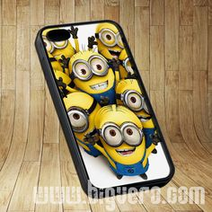 Despicable Me Minions Cases iPhone, iPod, Samsung Galaxy //Price: $14.25    #clothing #shirt #tshirt #tees #tee #graphictee #dtg #bigvero #OnSell #Trends #outfit #OutfitOutTheDay #OutfitDay